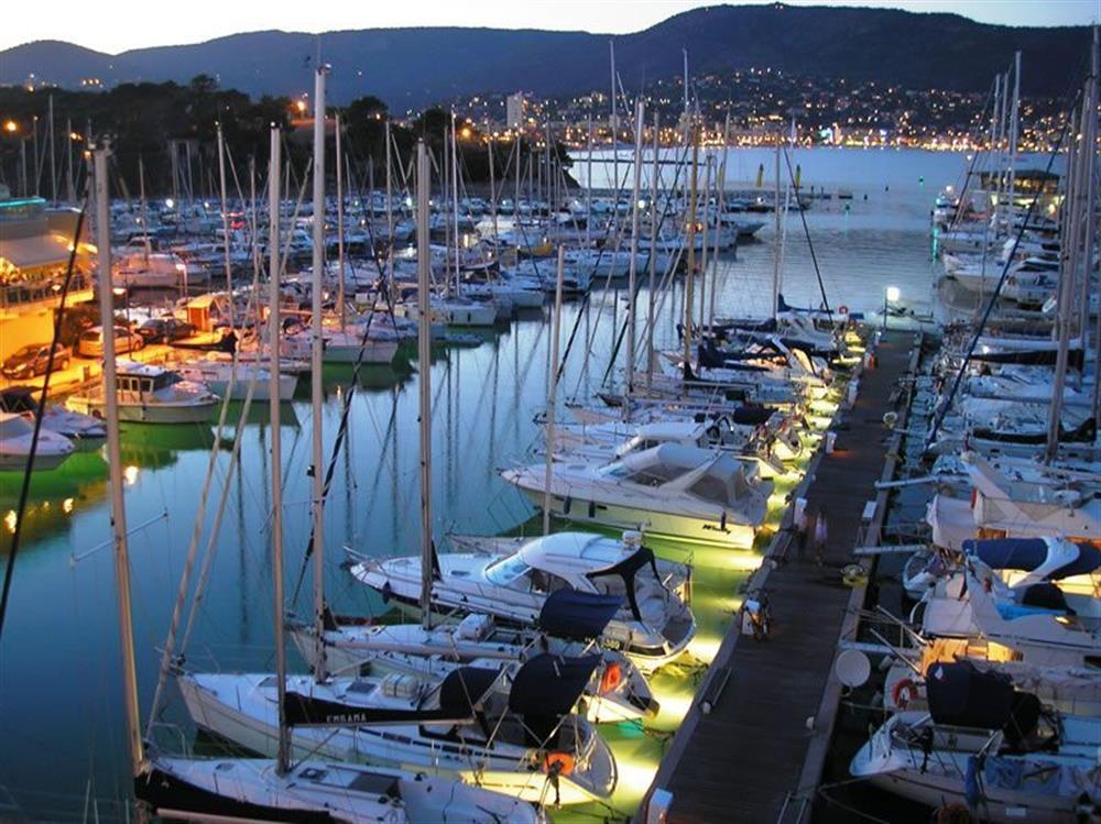 Marina du Port de Bormes