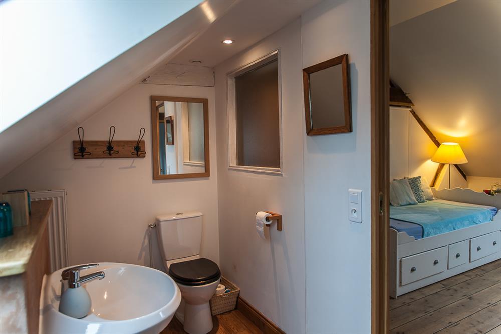 Lavabo et toilettes