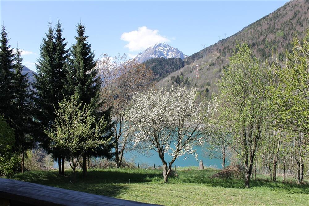 Vaujany maison avec vue sur le lac - Maison avec vue lac lands end ...