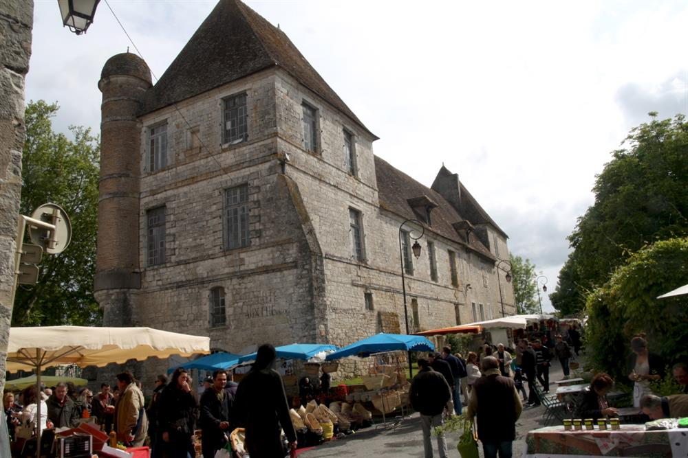Marché d'Issigeac