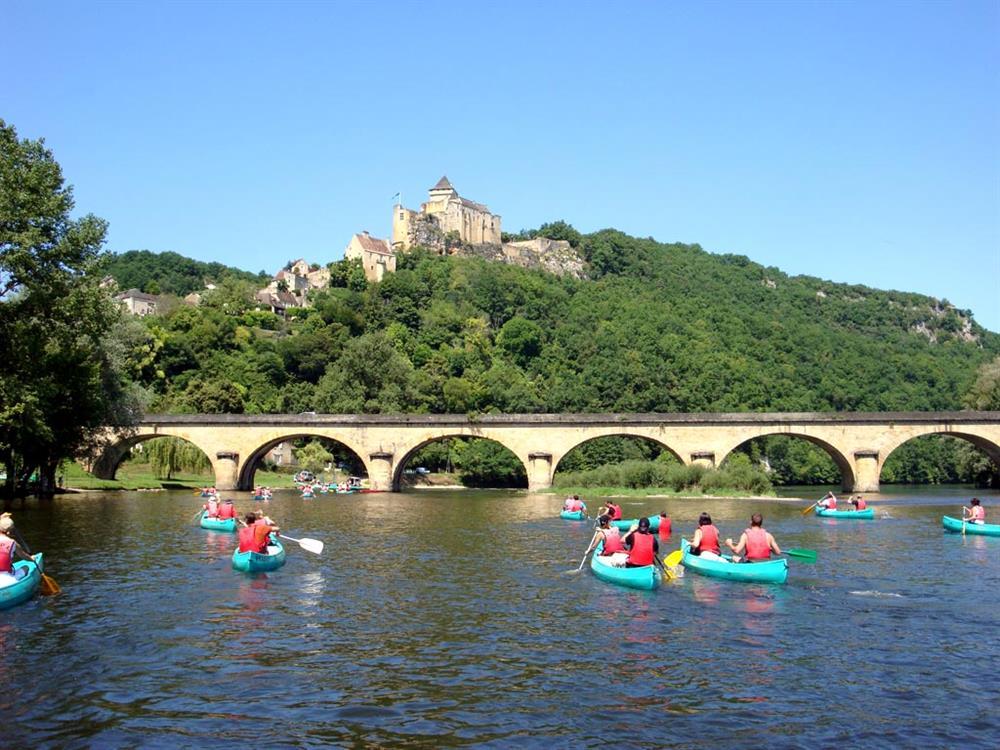 Canöé sur la Dordogne