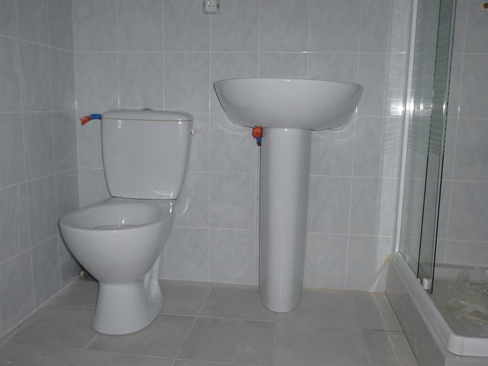 Coursan WC et lavabo