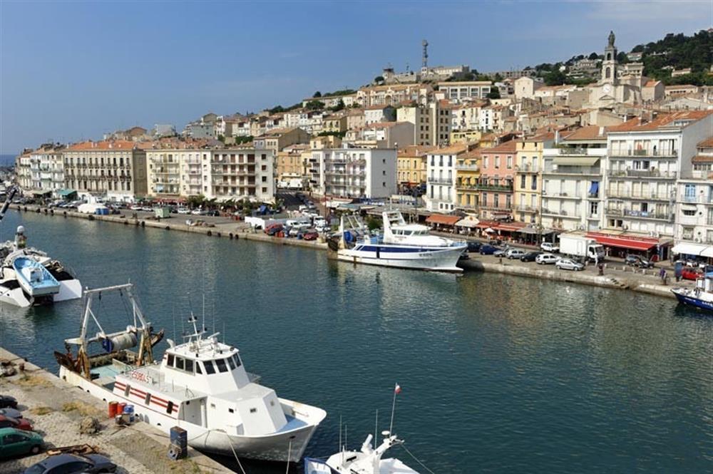 Sète - Port Marine