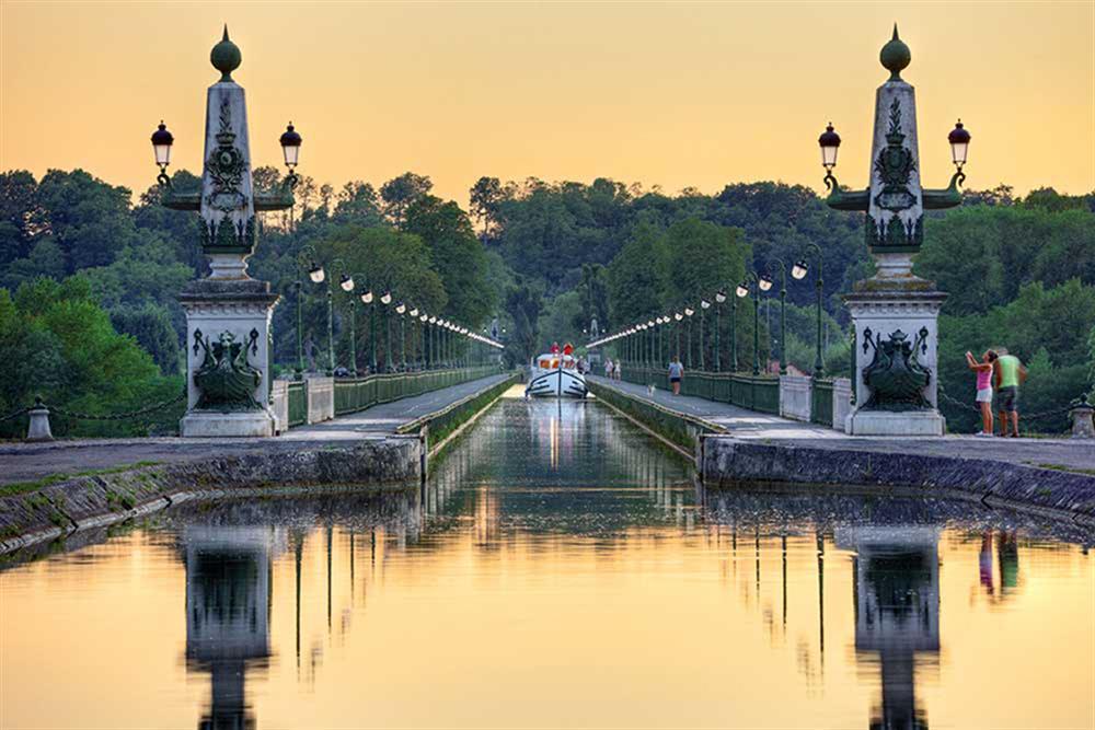 Pont Canal de Briare 17km
