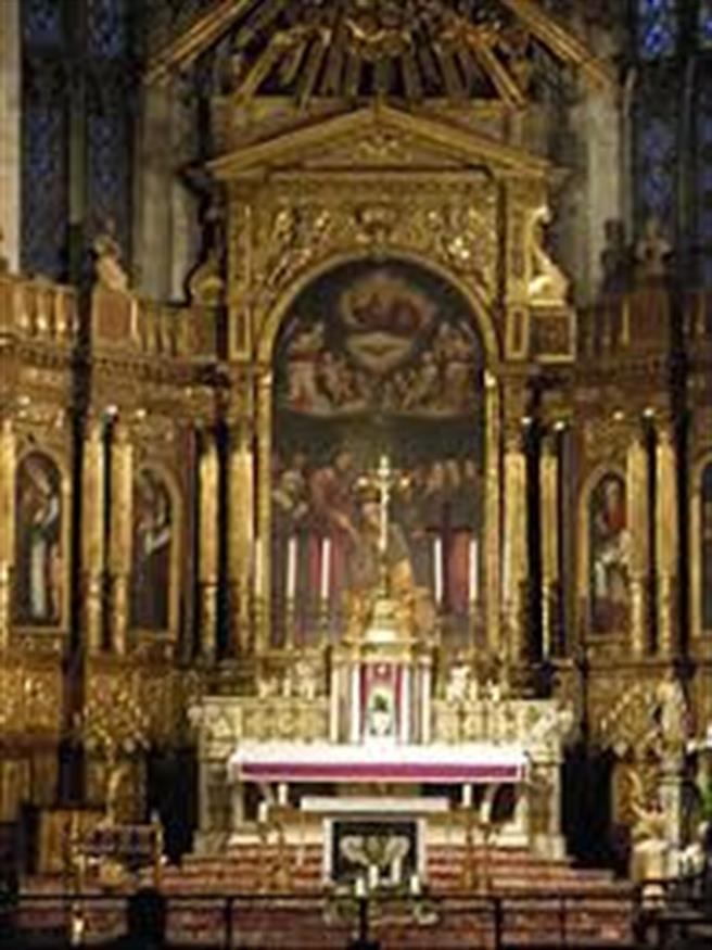 Basilique St. Pierre d'Avignon