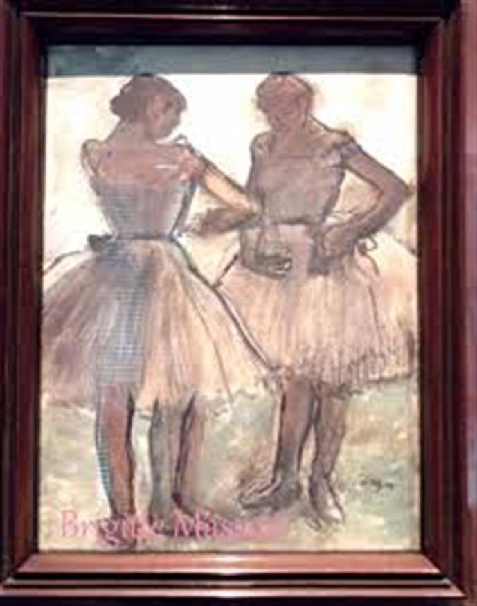 Musée Angladon  Edgar Degas