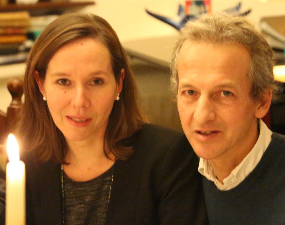Coralie et Philippe