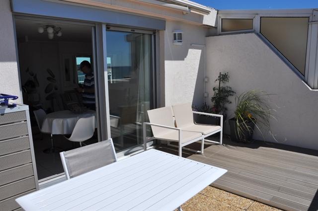 balaruc les bains flamants roses t2 classe 4 36m2 grande terrasse 15m2 vue etang garage. Black Bedroom Furniture Sets. Home Design Ideas