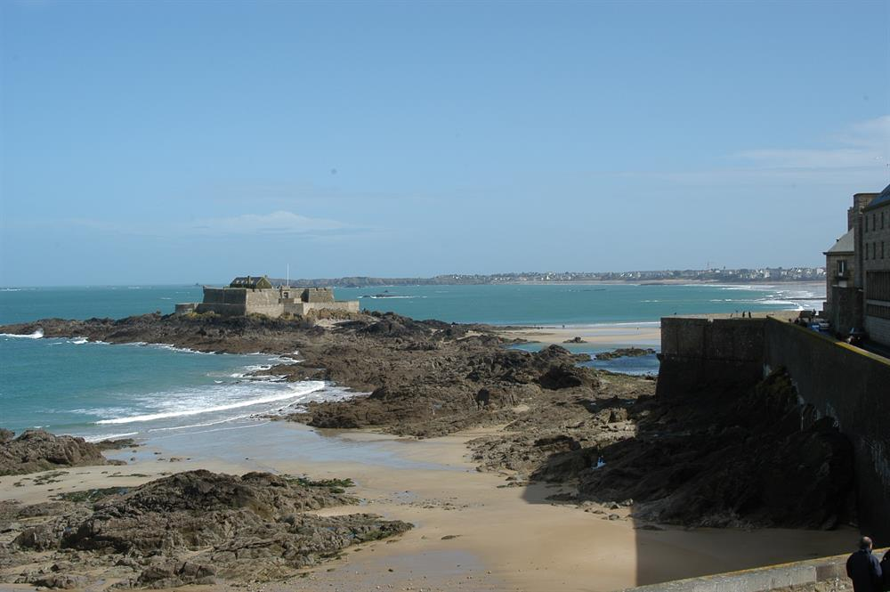 Le fort national St Malo