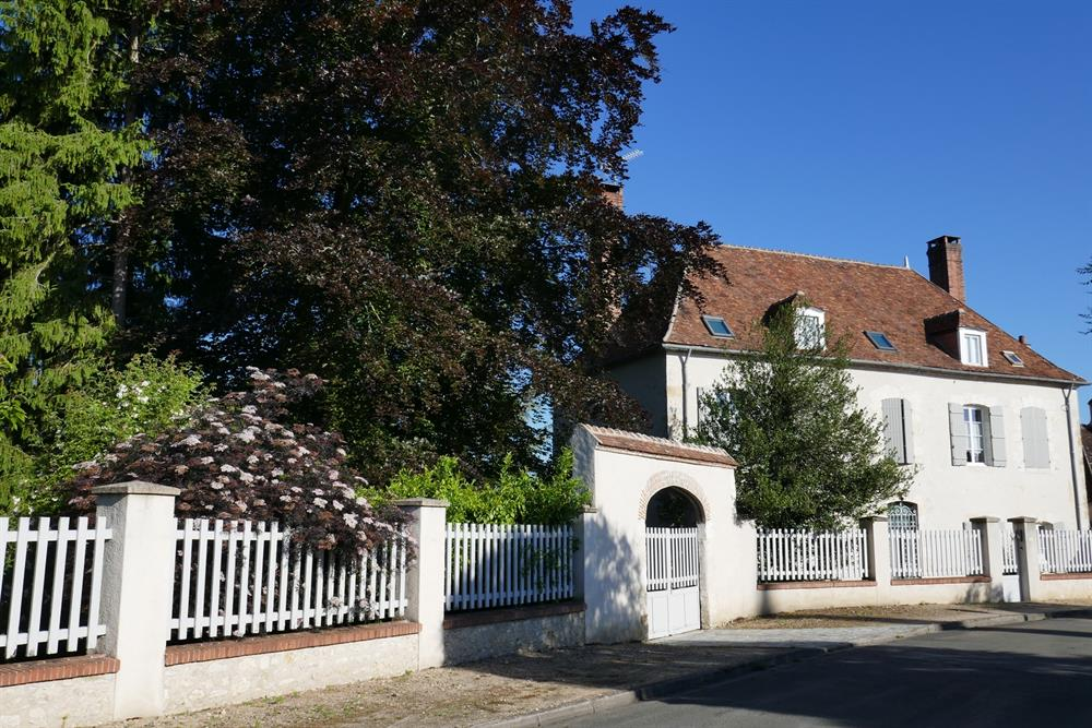 Gate at Domaine d'Adon